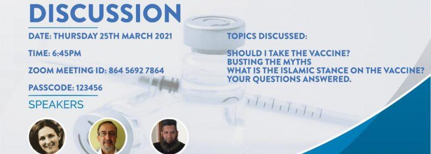 Covid-19 Vaccine Discussion