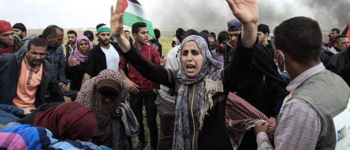 Gaza Massacre: Muslim Council of Britain condemns mass killing of protestors