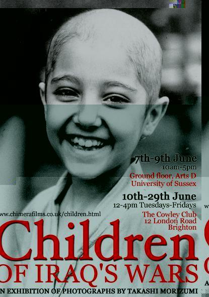 Children of Iraq Wars