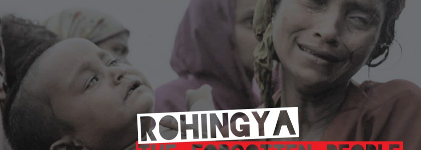 Rohingya Muslims Support March – 22nd October 2017